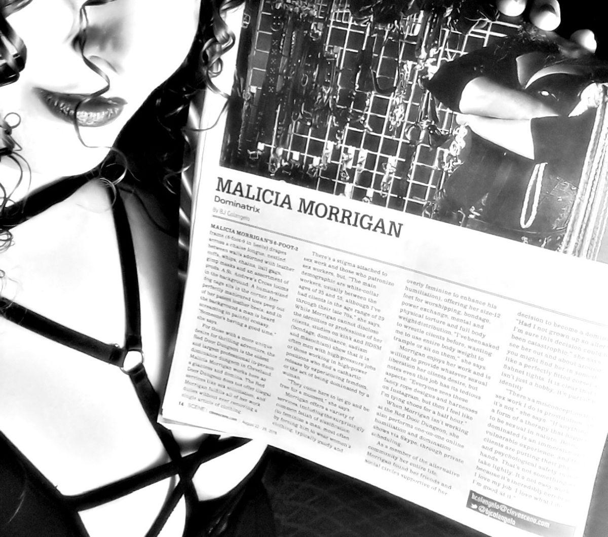 Amazon Malicia Morrigan photos
