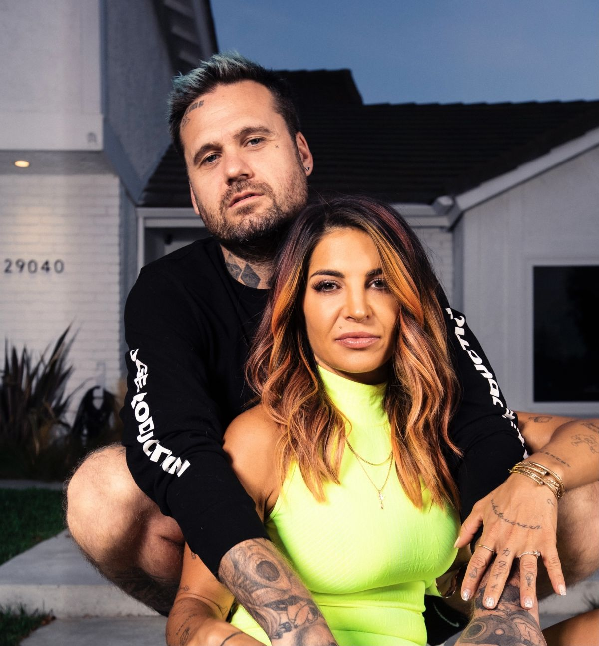 Free nudes of Patrick & Veronica Ridge onlyfans leaked
